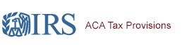 IRS Tax Provisions